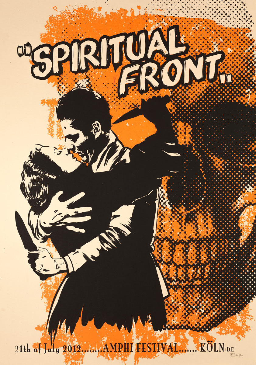 Spiritual Front @ Amphi Festival 2012