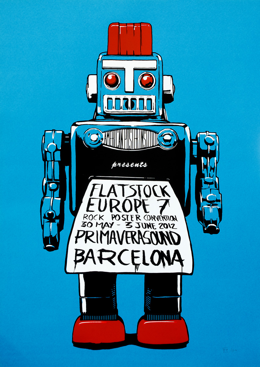 Flatstock Europe 7